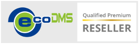 ecoDMS – Sehtec ist Qualified Premium Reseller