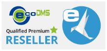 ecoDMS – Sehtec ist Qualified Premium Reseller